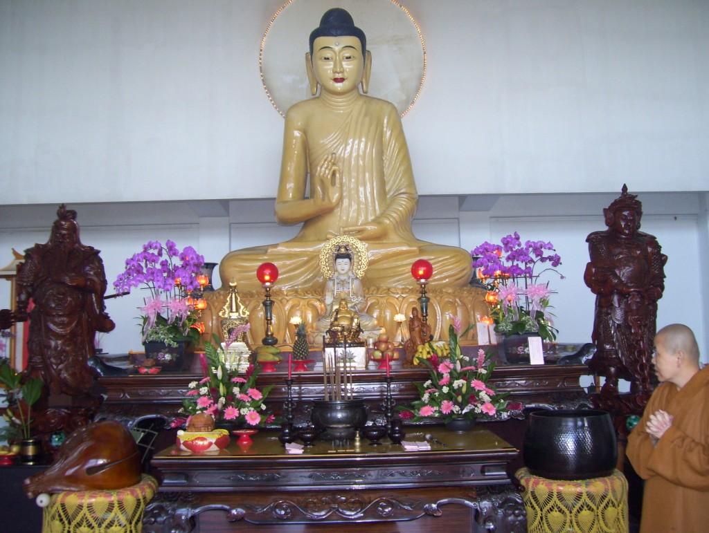 10 ton jade buddha, Huafan University,Taiwan